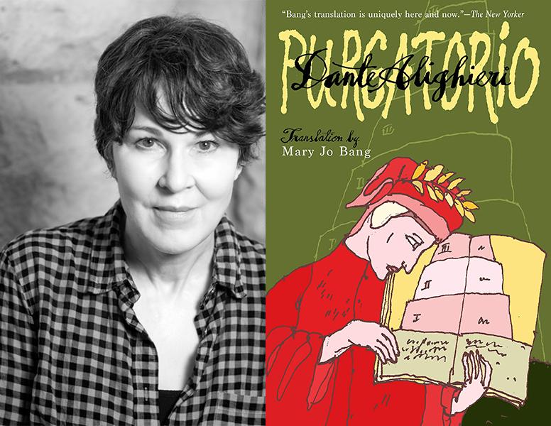Mary Jo Bang and Purgatorio cover