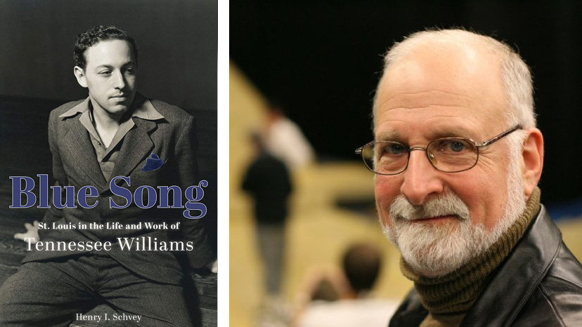 Henry Schvey and Blue Song cover