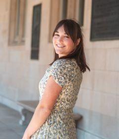 Image of Fiona Eckert, Class of 2020 Kling Fellow