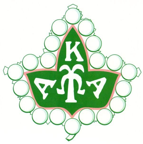 Figure 1. The official Ivy Leaf symbol of AKA