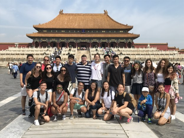 med prep scholars in Shanghai