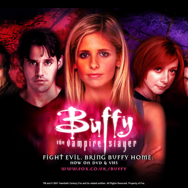 Why Academics (Still) Love 'Buffy the Vampire Slayer'