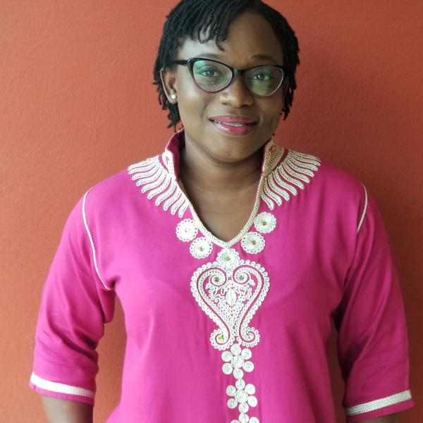 Meet Visiting Fellow Dorothy Pokua Agyepong