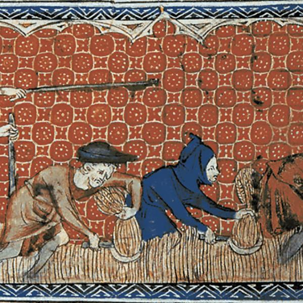How the Black Death made life better