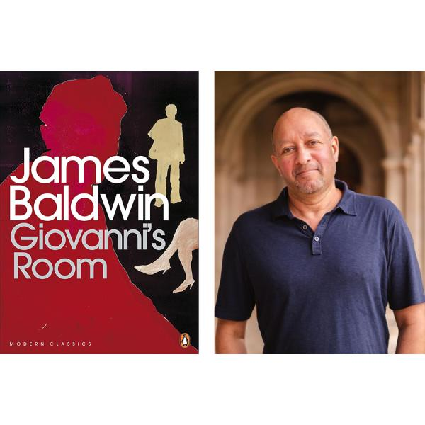 'Giovanni's Room' with Carl Phillips