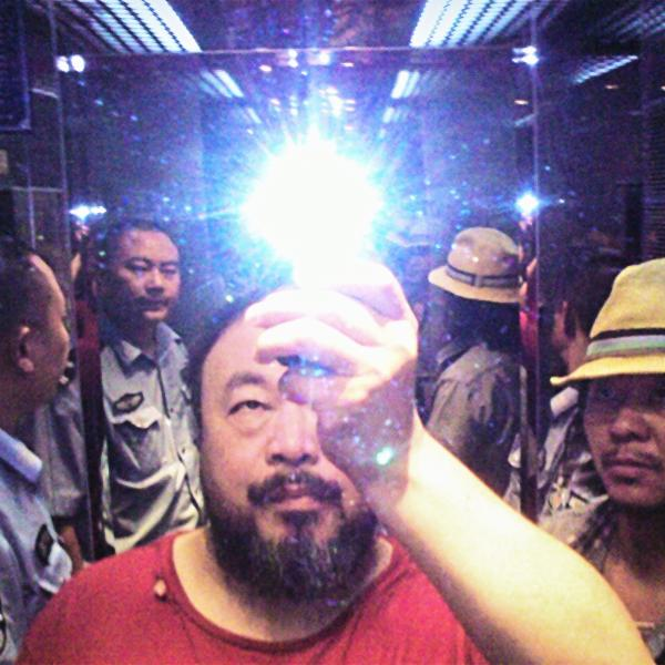 Q&A with Ai Weiwei