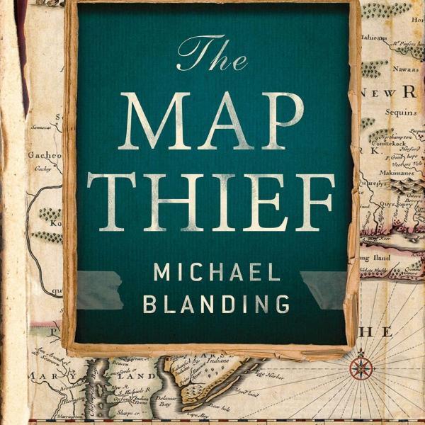 Virtual Book Club: The Map Thief