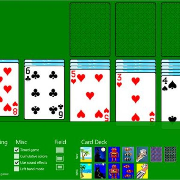 Idle Hands: How Windows Solitaire Invented Modern Computing