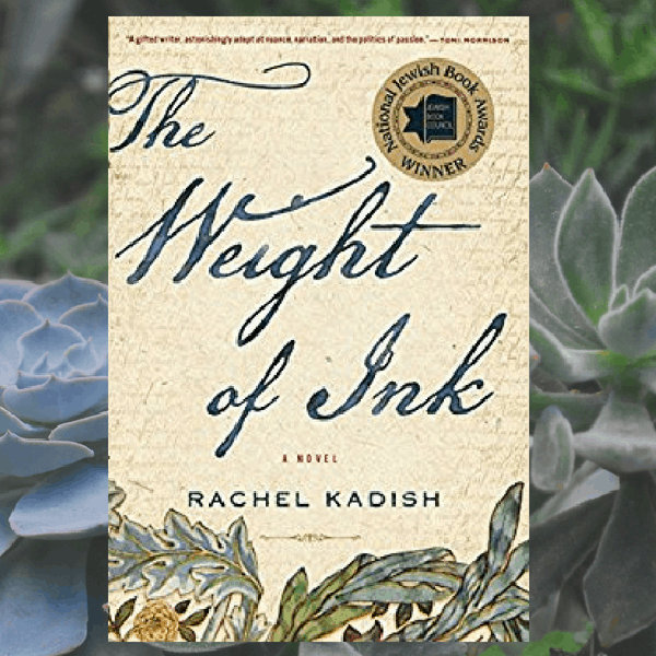 Book Club: The Weight of Ink