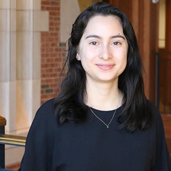 Natalia Guzmán Solano Wins ACLS Emerging Voices Fellowship