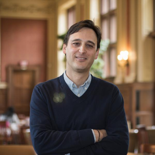 Faculty Spotlight with Ignacio Infante (from the Center for Teaching and Learning)