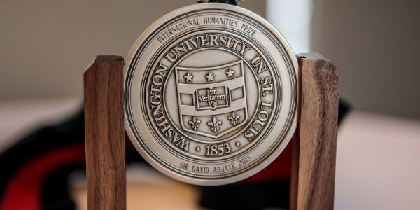 Nominations sought for WashU International Humanities Prize