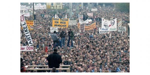 The Fall of the Berlin Wall and the Political Movement Overlooked by 30th Anniversary Celebrations