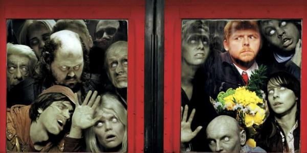 Screening Contagion Film Series: 'Shaun of the Dead'